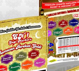 En1'in Ramazan imsakiyeleri sizlerle!