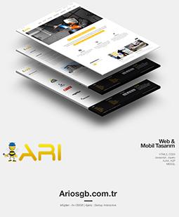 Arı OSGB Web Sitesi Yenilendi