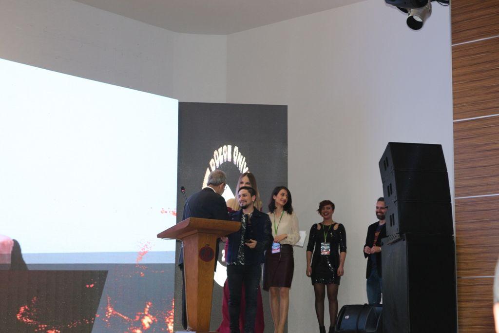 Düzce Üniversite'si 3. Medya Ödülleri