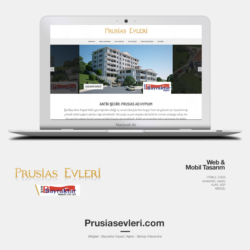 Prusias Evleri
