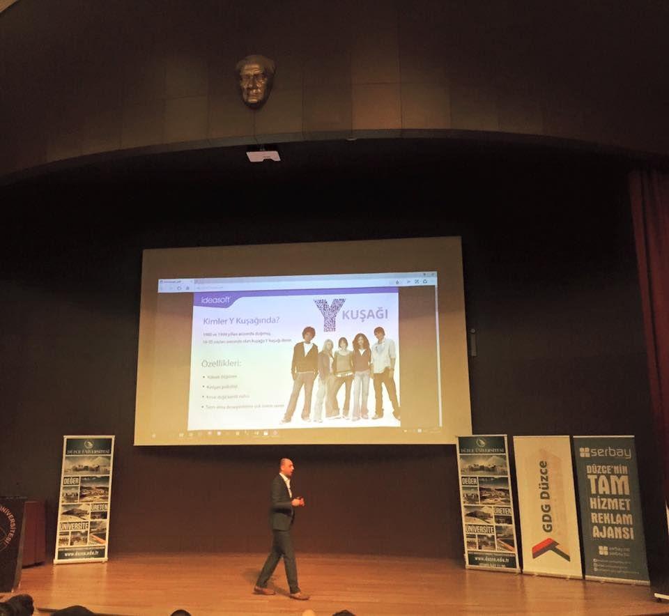 İdeaSoft İş Ortakları Yöneticisi Eray Cemal Şentürk