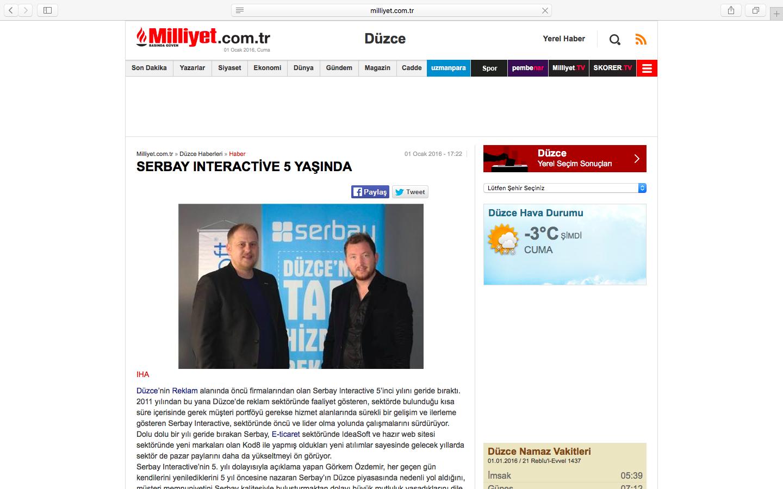 Milliyet, www.milliyet.com.tr