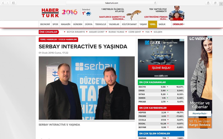 Habertürk, www.haberturk.com