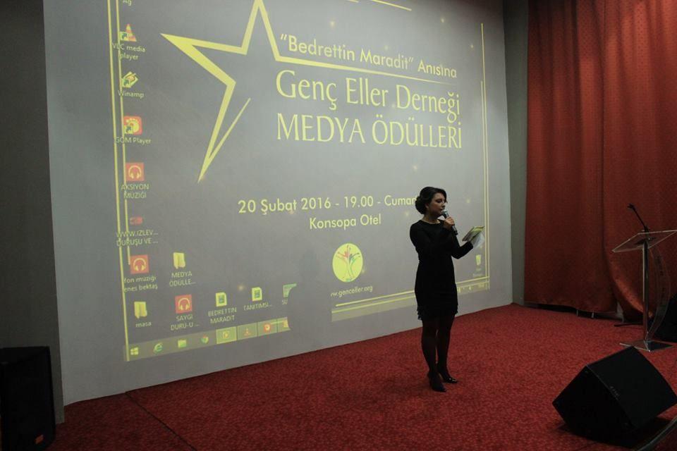 Yerel Medya Ödülleri Sahiplerini Buldu