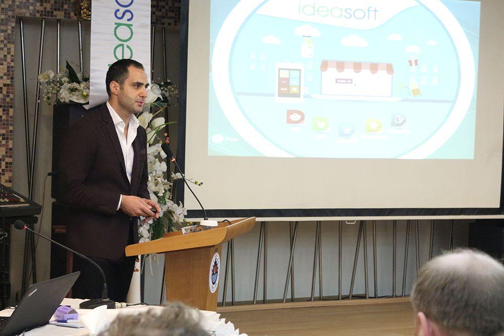 IdeaSoft İş Geliştirme Müdürü Taner Önen