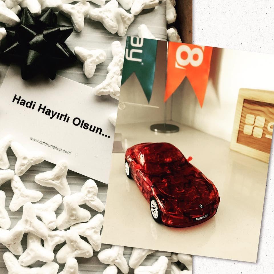 Biz ilk alışverişimizi yaptık.☺👏 Şimdi sıra sizde.👈 BMW Lifestyle ürünleri Bi'Tık ötenizde! www.oztorunshop.com