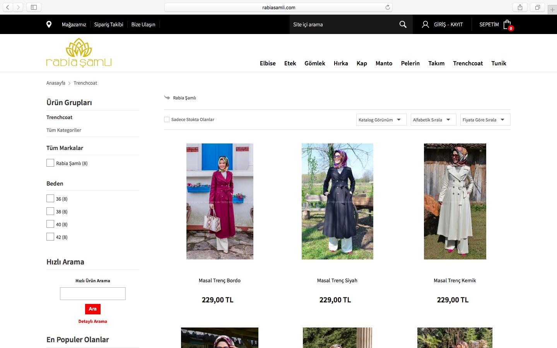 Rabia Şamlı Web Sitesi Yayında!