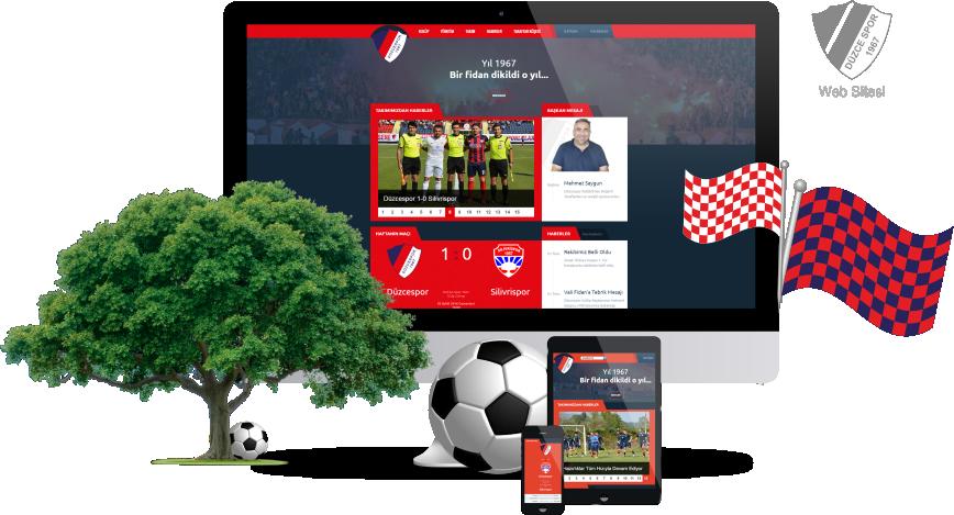 Düzcespor - Web Sitesi