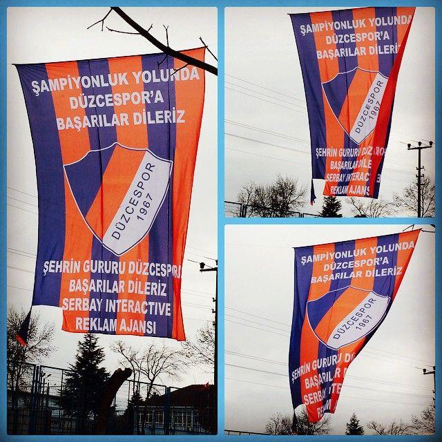 Şehrin Gururu Düzcespor'a Başarılar Dileriz! #Şampiyon #Düzcespor
