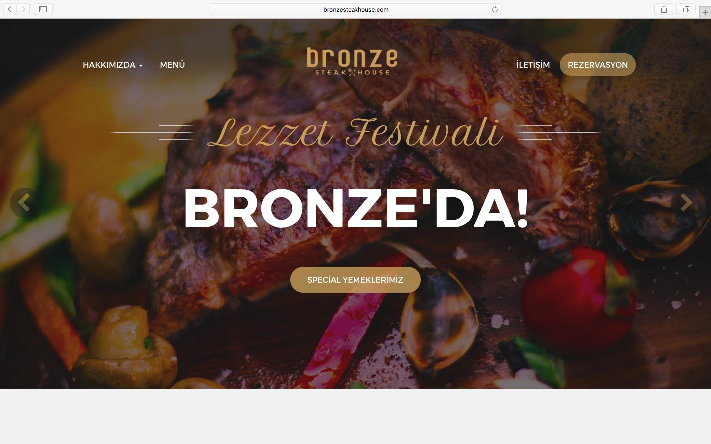Bronze Steak House