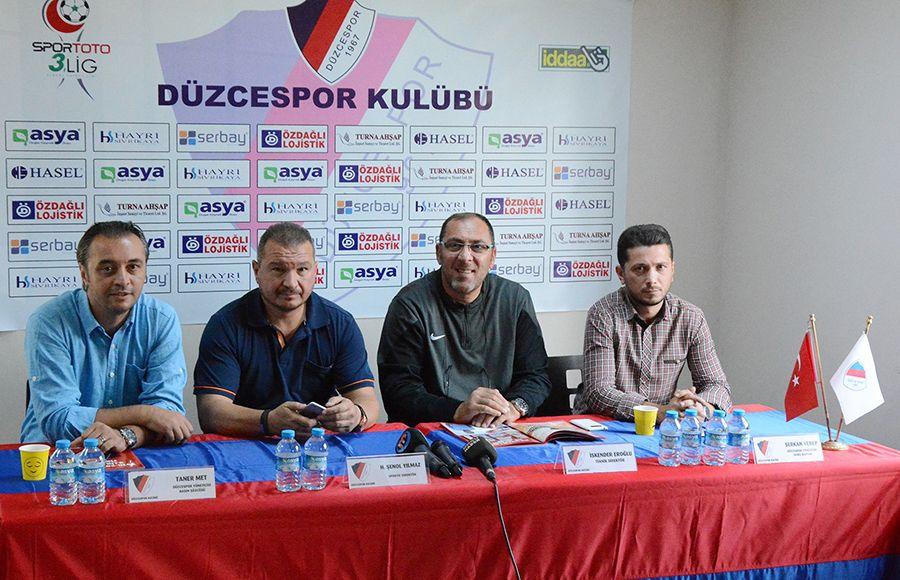 Düzcespor'un sponsorları arasındayız.