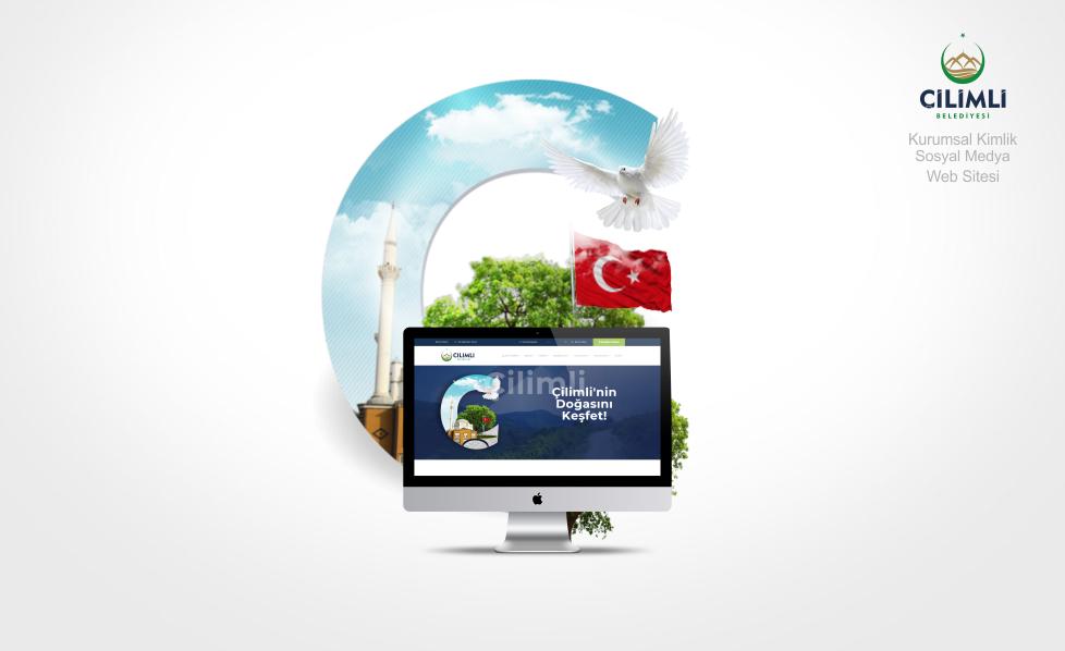 Yeni yaptığımız web sitesi ile www.cilimli.bel.tr şimdi daha kolay ulaşılabilir.