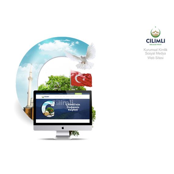 Çilimli Belediyesi Dijital Yüzü Yenilendi