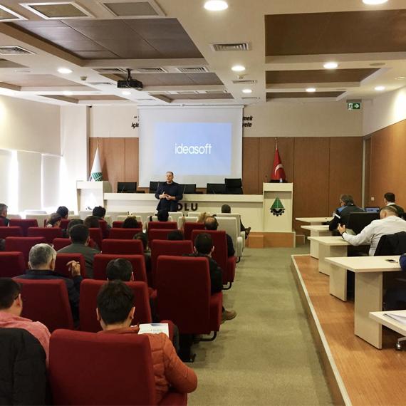Dijital Dönüşüm, E-Ticaret ve E-İhracat Eğitimine Katıldık