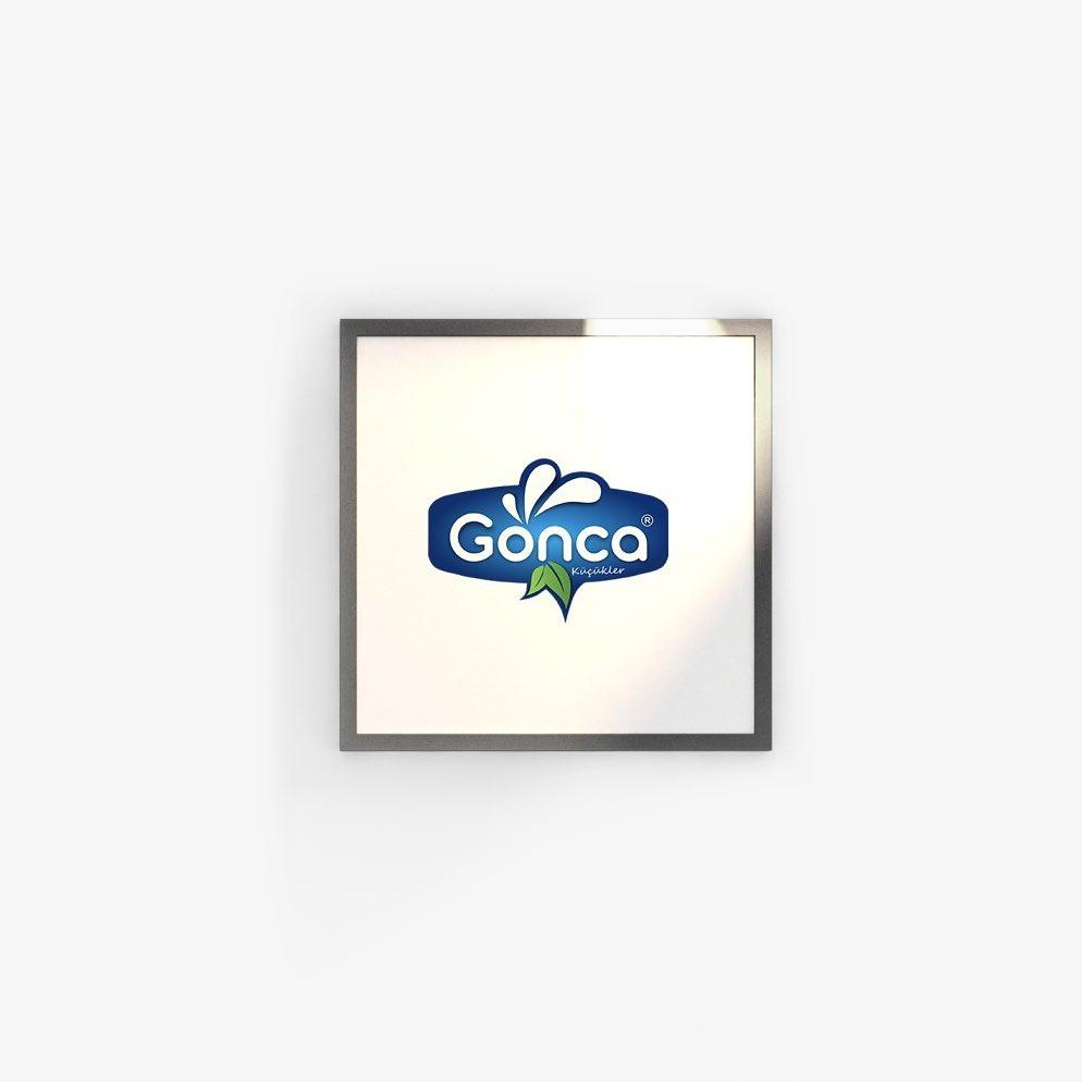 Yeni Markalar Serbay'da Doğar •• Gonca Süt için; yeni logo, yeni ambalaj, yeni sosyal medya, yeni kurumsal kimlik tasarladık.