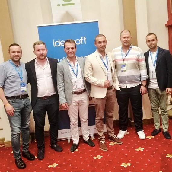 IdeaSoft 2019 Antalya Bayi Buluşmasına Katıldık