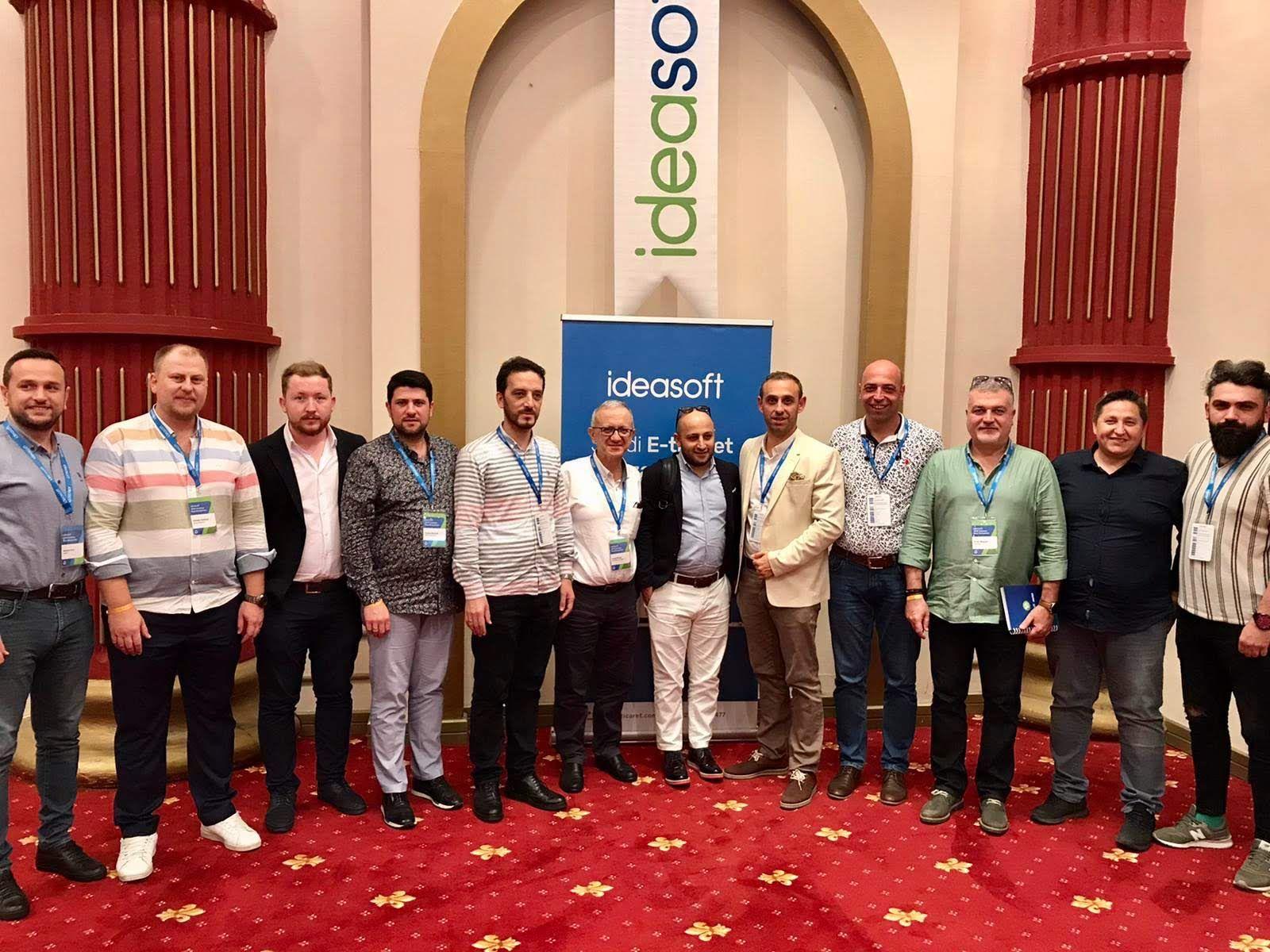 IdeaSoft 2019 Antalya Bayi Buluşması
