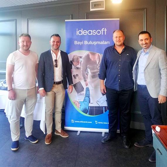 IdeaSoft 2020 İstanbul Bayi Buluşması Programına Katıldık
