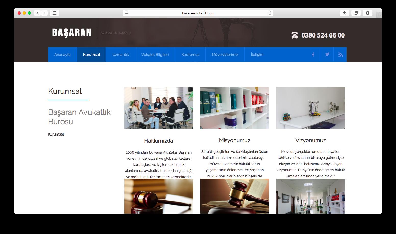 Başaran Avukatlık Bürosu
