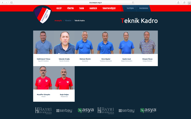 Düzcespor Kulübü