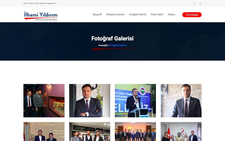İlhami Yıldırım - Türk Kızılayı İstanbul Başkanı