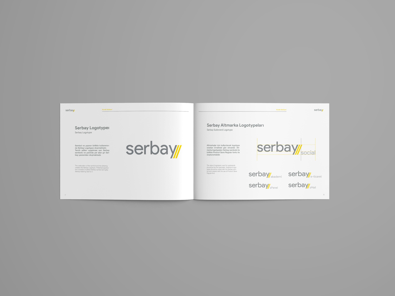 Serbay'ın Yeni Kurumsal Kimliğimiz Sizlerle!