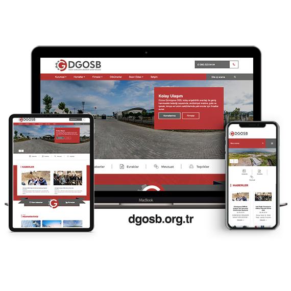 Gümüşova OSB web sitesi ve logosu yenilendi!